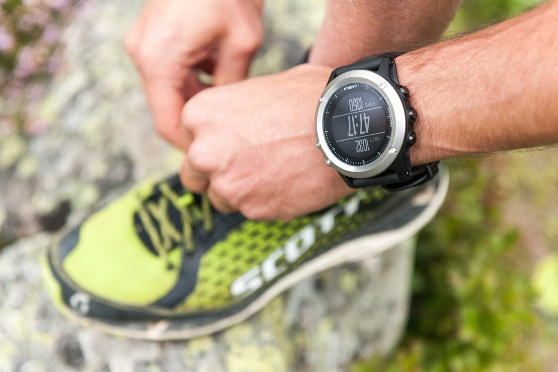 Garmin Fenix 3 GPS Multisport Watch with Outdoor Navigation
