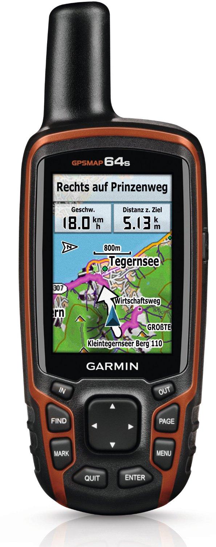Garmin GPSMAP 64 Handheld Navigator