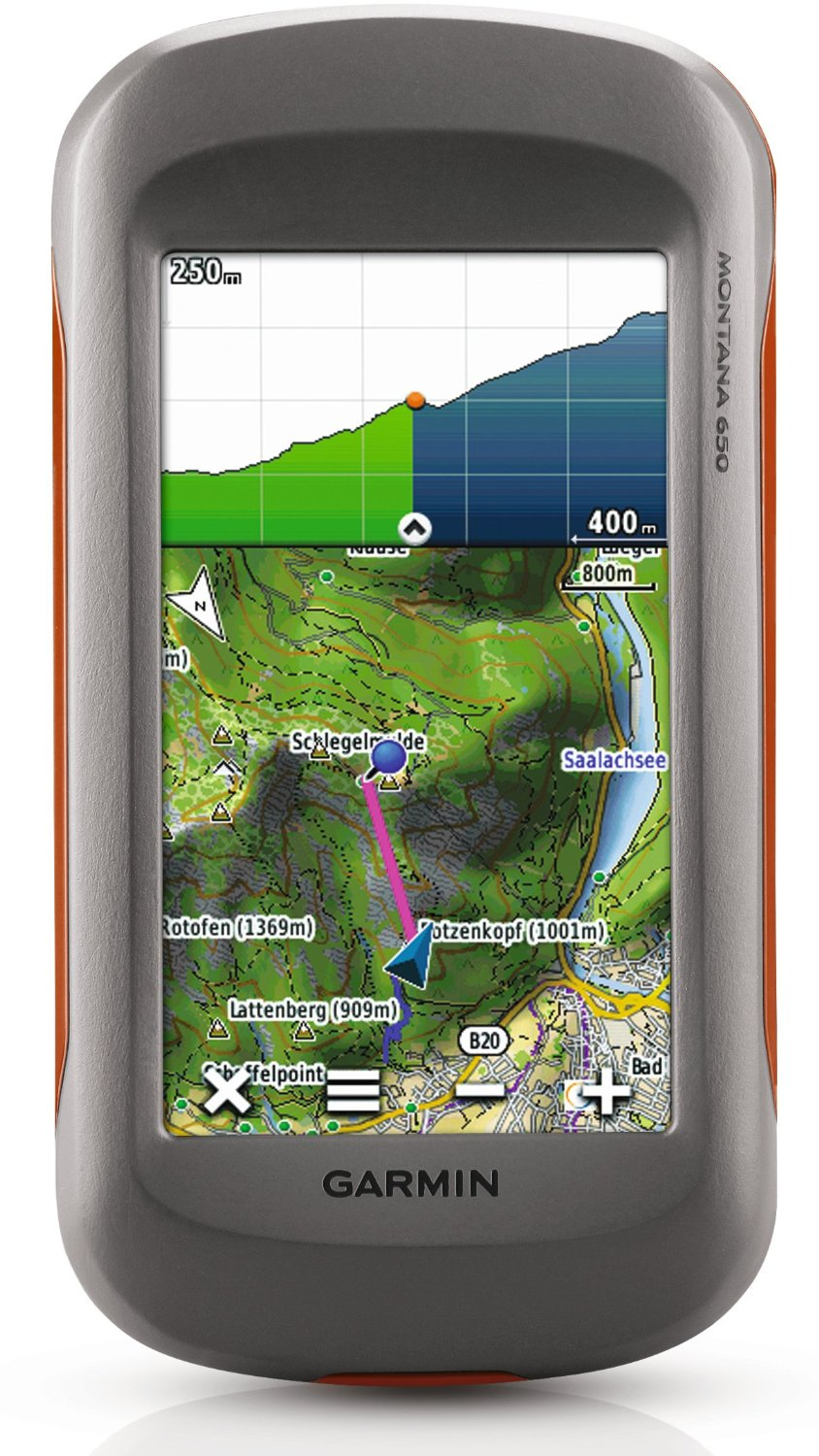 Garmin Montana 650 Outdoor Handheld GPS Unit