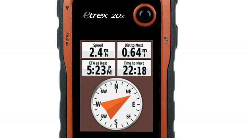 Garmin eTrex 20x Outdoor Handheld GPS Unit