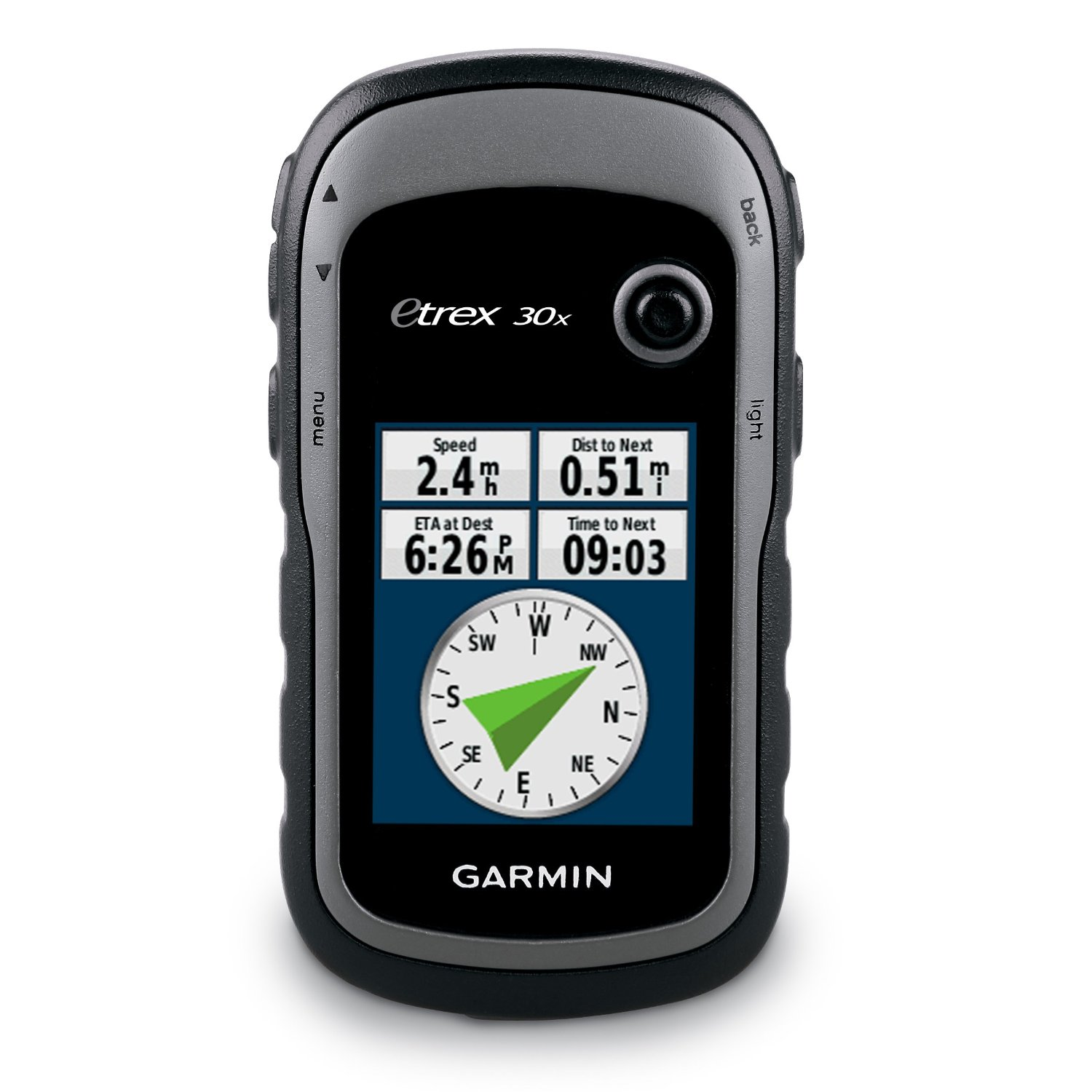 Garmin eTrex 30x Outdoor Handheld GPS Unit with TopoActive Western Europe Maps