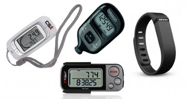 best pedometer UK – Review of the best pedometers of 2015